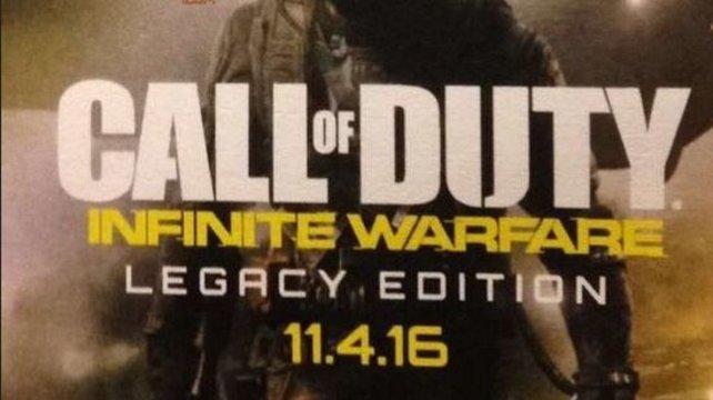Call of Duty - Infinite Warfare: Die anzeichen, dass das der nächste Serienteil wird, verichten sich.