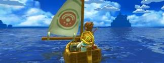 Tests: Oceanhorn - Monster of Uncharted Seas: Hier kommt Zelda f�r den Rechner