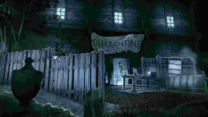 In Murdered - Soul Suspect besucht ihr unheimliche Orte, wie ihr sie aus Gruselfilmen kennt.