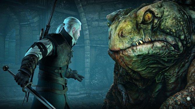 The Witcher 3 - Hearts of Stone: Diese Kröte werdet ihr so schnell nicht mehr vergessen.