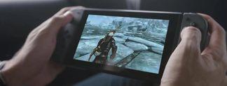 Nintendo Switch: 2 Millionen Verk�ufe f�r den ersten Monat geplant