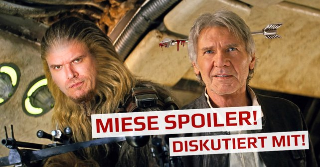 Mieser Spoiler: Jobacca erschießt Han Solo in Star Wars.