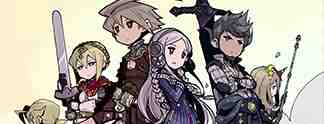 The Legend of Legacy (3DS) Charakter-Guide
