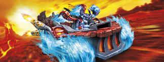 Vorschauen: Skylanders - Superchargers: Zu Lande, zu Wasser und in der Luft!