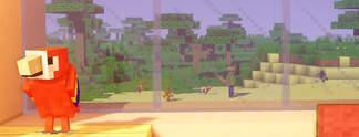 Minecraft: Entwickler ändert Papageien-Speiseplan nach Kontroverse