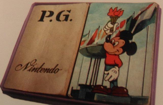 Micky freut sich für Nintendo auf die Olympischen Spiele in Tokio. Wenn der wüsste ...