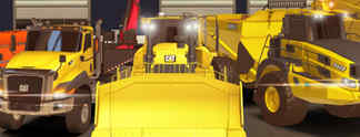 Bau-Simulator 2: Baggern und Straßen bauen im mobilen Format