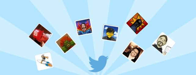 Auf Twitter findet ihr viele Berühmtheiten aus der Spiele-Branche.