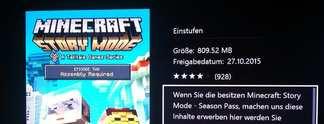Xbox Live: Yoda schreibt offenbar die Beschreibungstexte bei Minecraft