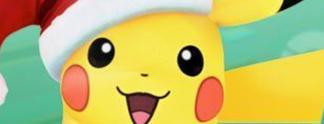 Panorama: Pokémon Go: So bekommt ihr ein Raichu mit Weihnachtsmannmütze