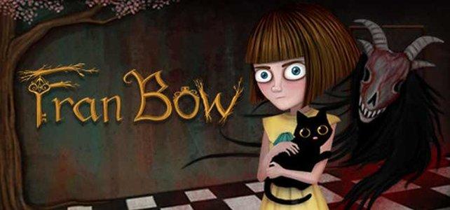 Ihr spielt das zehnjährige Mädchen Fran Bow.