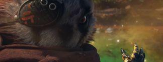 BioMutant: Neues Action-RPG von THQ Nordic auf der gamescom vorgestellt