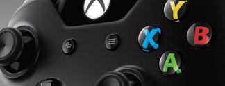 Xbox One: Controller erfahren bald Beschleunigung
