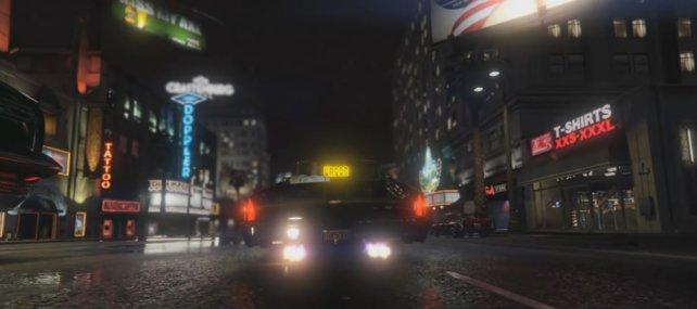 """Eine Benzineinspritzung in den Auspuff, tunt wie ihr wollt im neuen """"DLC""""."""