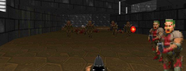 """Lange Zeit der """"Killerspiel""""-Prototyp: Doom"""