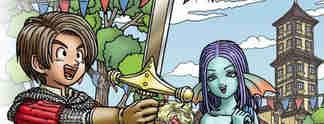 Dragon Quest 10: In Japan für Nintendo 3DS angekündigt