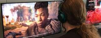 Horizon - Zero Dawn: Auf PS4 Pro und 4K-Fernseher angespielt