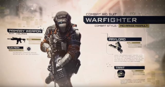 Combat Rig - Warfighter