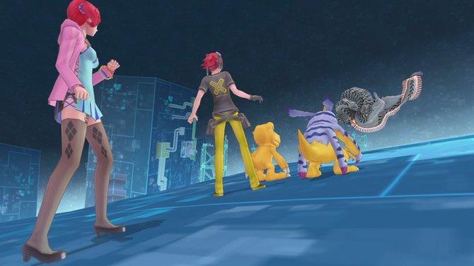 Mit Digimon Story - Cybersleuth folgt endlich ein vollwertiger Serienteil für PlayStation 4 und PS Vita.