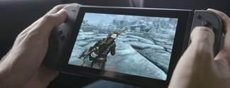 """Nintendo Switch: Entwicklerliste und """"Nvidia Tegra""""-Grafikkarte - Skyrim nicht best�tigt"""