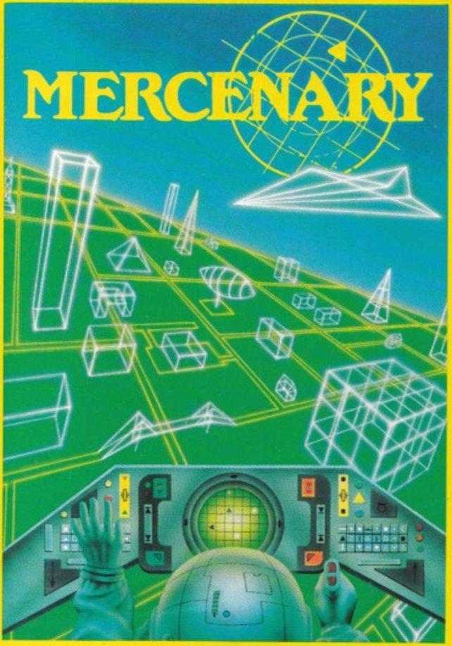 Insgesamt gibt es drei Ableger der Mercenary-Serie, für die wiederum auch Erweiterungen entwickelt wurden.