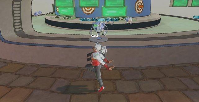 Hier könnt ihr alle Parallel-Quests in Dragon Ball Xenoverse 2 annehmen und abschließen.