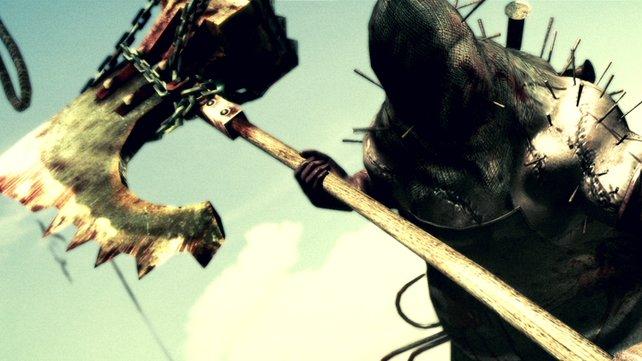 Diese Szene gehört zu den bekanntesten in der Serie.