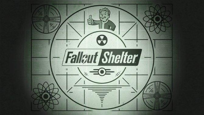 Willkommen bei Fallout Shelter.