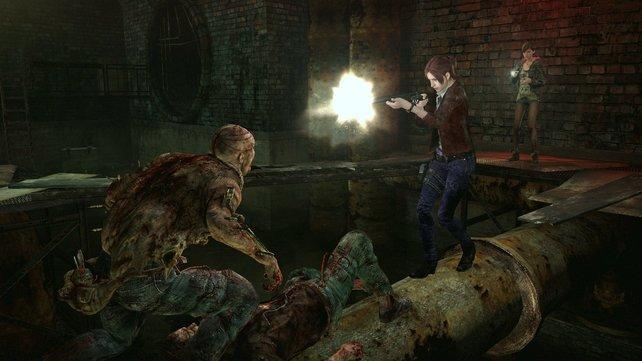 Im Episoden-Abenteuer steht Koop-Action im Vordergrund.