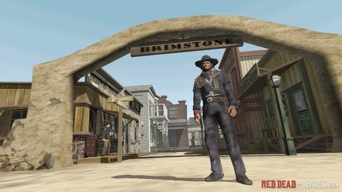 Red arbeitet als Kopfgeldjäger in Red Dead Revolver.