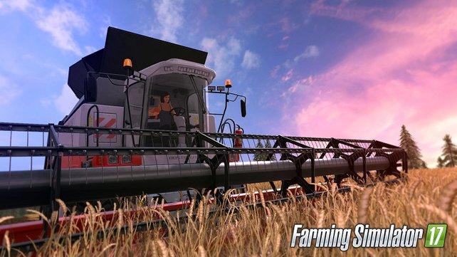 Mit dem Landwirtschafts-Simulator hätten Paris und Nicole bestimmt eine Menge Spaß.