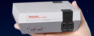 NES Mini: Nintendo kündigt Rückkehr für 2018 an