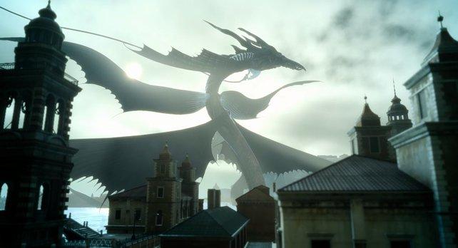 Die Beschwörung Leviathans wird folgenreich sein.