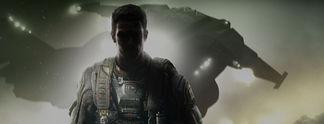 Call of Duty - Infinite Warfare: Erobert Platz 1 in den PS4-Verkaufscharts, auf der Xbox One nur Platz 2