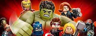 Lego Marvel Avengers: Über 200 Klötzchen-Helden in offener Welt