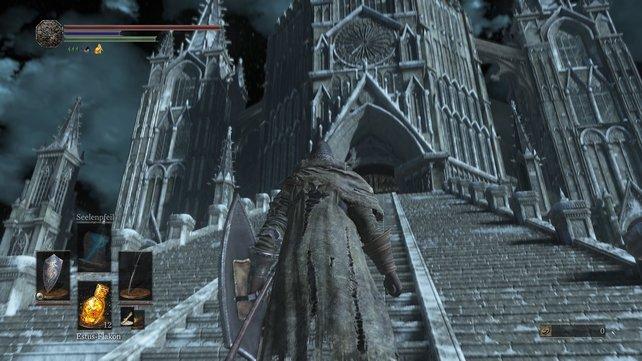 Die Kathedrale im Nordwindtal