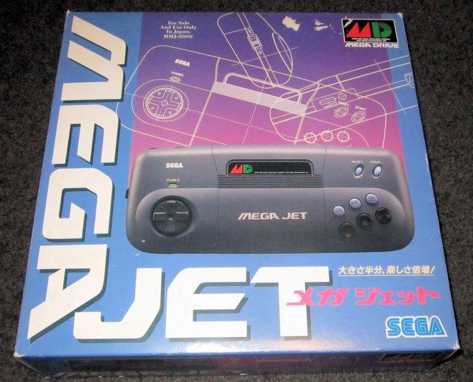 """Heute geht es bei """"Wahr oder falsch?"""" um den Sega Mega Jet und ..."""