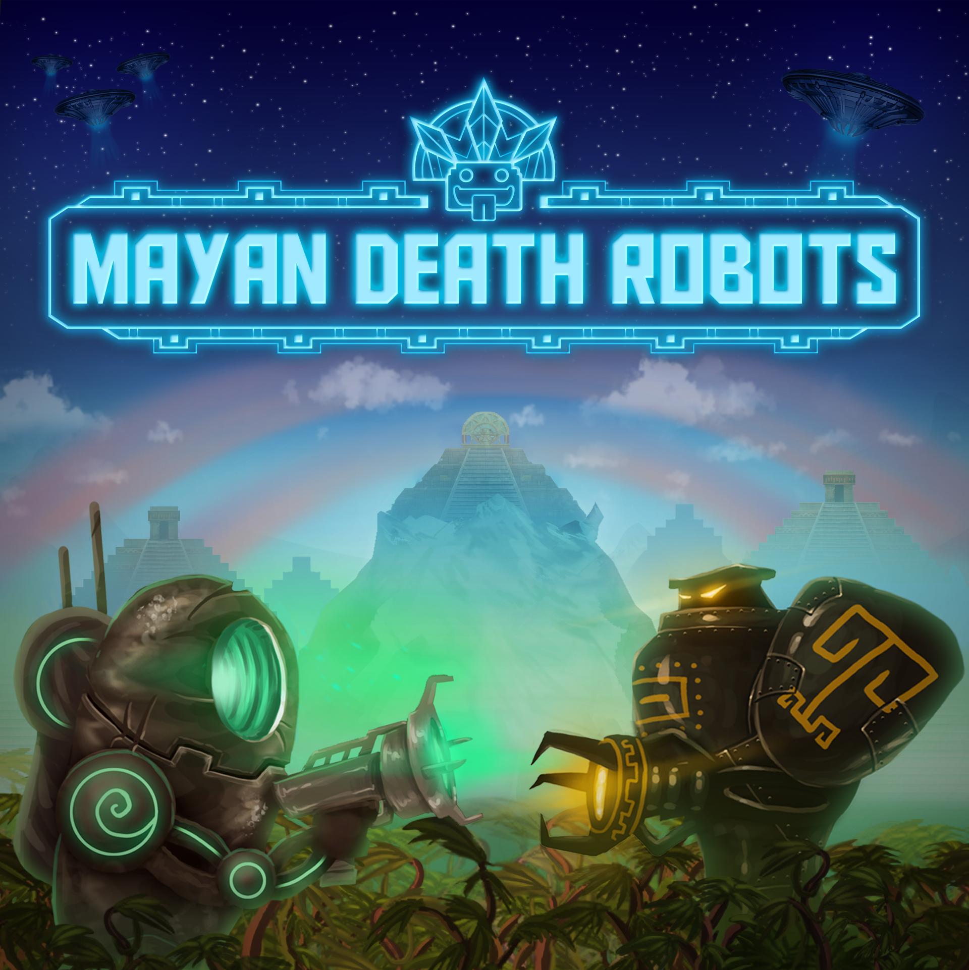 Mayan Death Robots