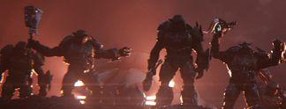 Let's Play Halo Wars 2: Exklusives Video, das wir bei den Entwicklern aufgenommen haben