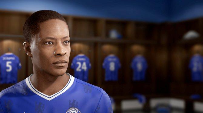 Gleich gehts los: Alex Hunter ist Hauptdarsteller von The Journey in FIFA 17.