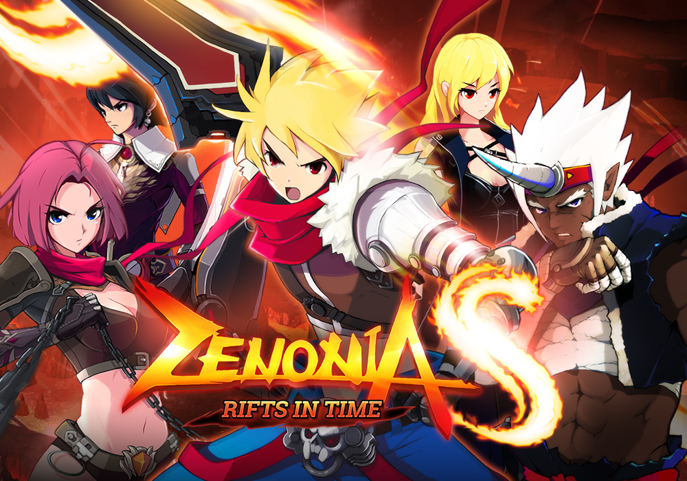 Zenonia S - Rifts in Time