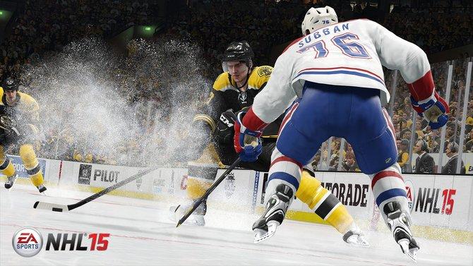 NHL 15 erscheint im Vergleich zum Vorgänger auch für die neue Konsolengeneration.