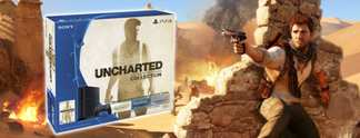 Uncharted - The Nathan Drake Collection: PS4-Paket angek�ndigt und neues Video ver�ffentlicht