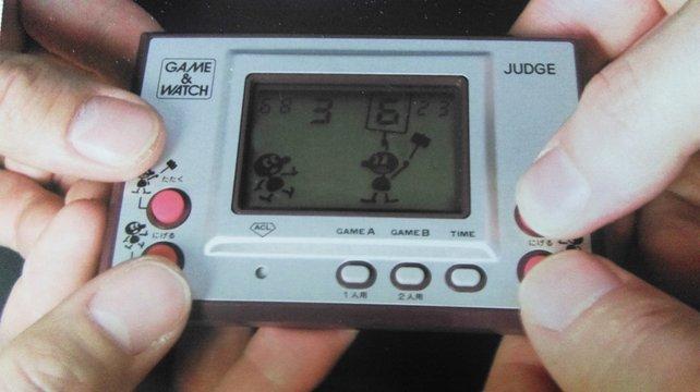 Judge ist noch eines der ersten G&W-Spiele, doch ihr könnt es bereits zu zweit spielen - wenn es auch recht fummelig dabei zugeht.