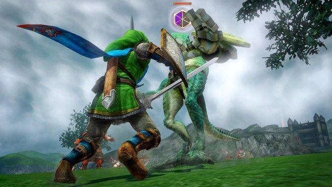 Ein neues Zelda-Spiel? Nun ja, sieht eigentlich nur so aus. Aber seht selbst ...