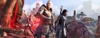 """The Elder Scrolls Online: """"DLC""""-Pläne enthüllt? - Datenwühler findet Spielwelt von Morrowind"""