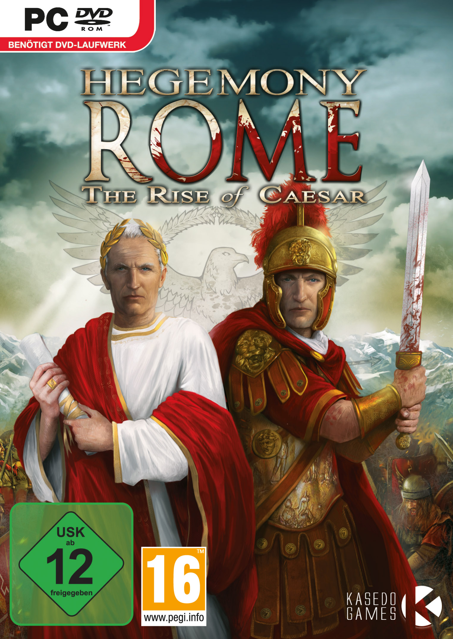 Hegemony Rome - The Rise of Caesar