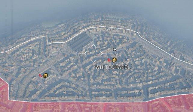 Gebiet: Whitechapel