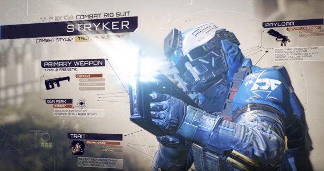 Combat Rig – Stryker