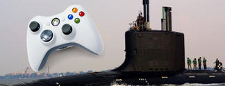 Panorama: Navy ersetzt teure Steuerungseinheit durch Xbox - Controller